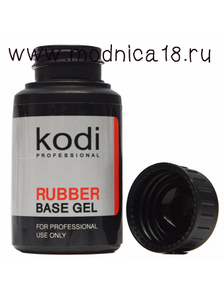 Базовое покрытие Kodi Professional Rubber Base Gel 30 ml