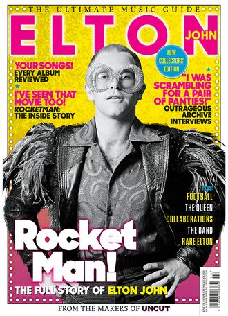 Elton John From The Makers Of Uncut The Ultimate Music Guide, Иностранные журналы, Intpressshop