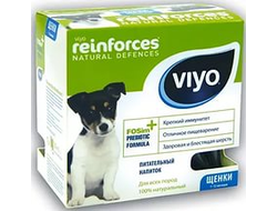 Напиток-пребиотик Viyo Reinforces Dog Puppy для щенков - 7*30 мл