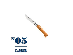 Нож Opinel №05 Carbon