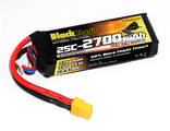Аккумулятор Black Magic Li-Po 11.1В 2700mAh, 25C, 3s1p, XT60 для Phantom 1 / FC40