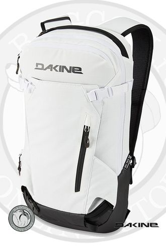 Рюкзак Dakine Heli Pack 12L Bright White в каталоге магазина Bagcom