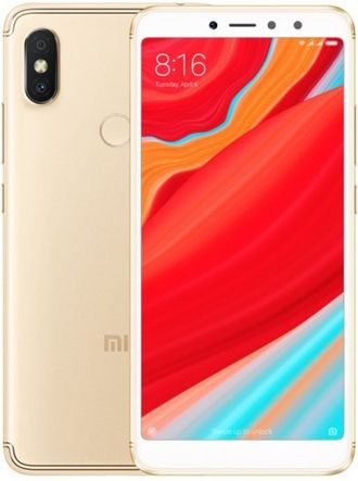 Смартфон Xiaomi Redmi S2 3/32GB Gold (золотой)