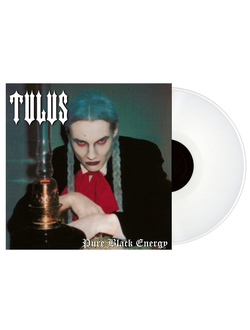 TULUS - Pure black energy LP white