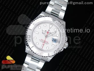Yacht-Master 116622 ARF 1:1 Best Edition Silver Dial