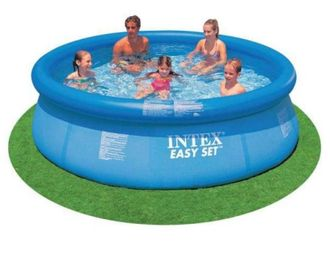 Бассейн круглый INTEX EASY SET 305 х 76 см