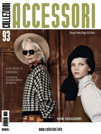 COLLEZIONI ACCESSORI № 93 Autumn-Winter 2019 Brand Collecti Иностранные журналы о моде, Intpressshop