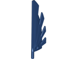 Wing 9L with Stylized Feathers, Dark Blue (11091 / 6015895)