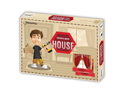 Memory Game HOUSE