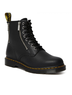 Ботинки Dr. Martens 1460 Nappa Leather черные