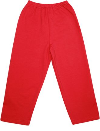 Штаны спортивные (Артикул 759-362) цвет красный