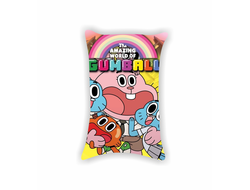 Подушка Удивительный мир Гамбола, The Amazing World of Gumball №19