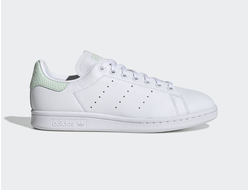 Adidas Stan Smith White/Turquoise бело-бирюзовые