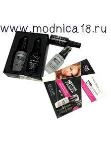 Набор для макияжа Kiss Beauty Pro. Setting HD Prep+Set Your Makeup