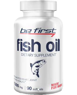 Fish Oil Be First 90 капc