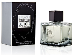 Antonio Banderas Splash Black Seduction мужские