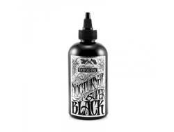 """Super Black"" - Nocturnal Tattoo Ink (США 1 OZ- 30 мл.)"