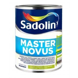 Краска Sadolin Master Novus Садолин Мастер ноус