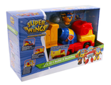 Машина Super Wings Рэми с мини-трансформером Донни, EU730814