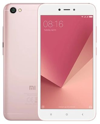 Xiaomi Redmi Note 5A 16Gb Pink (Global)