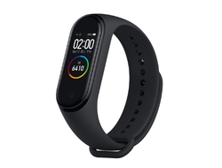 Браслет Xiaomi Mi Band 4 Black (XMSH07HM) Русский язык