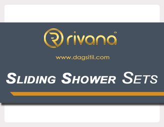 SLIDING SHOWER SETS
