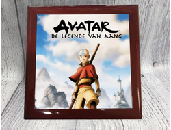 Шкатулка Аватар: Легенда об Аанге / Avatar: The Last Airbender №3