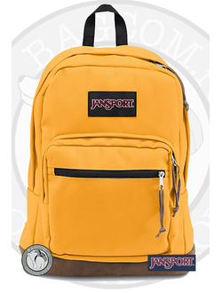 Jansport Right Pack English Mustard (желтый)