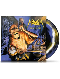 HAVOK - Time Is Up LP