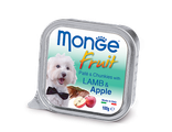 Monge Монж Dog Fruit Ягненок с Яблоком для собак консерва 100г
