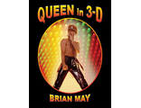 Queen in 3-D Brian May Book ИНОСТРАННЫЕ КНИГИ
