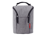 Термосумка Skip Hop Double Bottle Bag Heather Grey