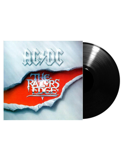 AC/DC The razors edge LP