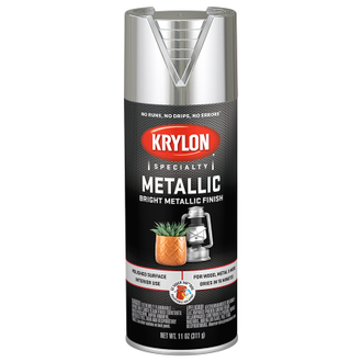 Krylon Metallic Bright Silver