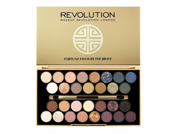"Палетка теней Makeup Revolution""Fortune Favours The Brave""( 30 Eyeshadow Palette )"