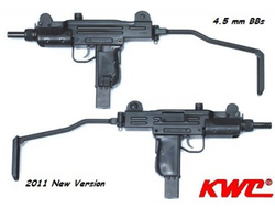 Купить пистолет KWC KMB-07 (UZI) Blowback https://namushke.com.ua/products/kwc-kmb-07-uzi