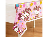 Скатерть  Hello Kitty 120*150