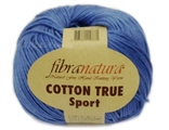 Cotton True Sport 107-09 синий
