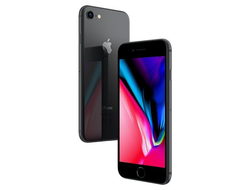 Apple iPhone 8 256Gb Space Gray Уценка