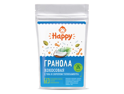 Гранола Happy Monkey кокосовая