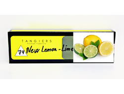 Табак Tangiers New Lemon Lime Лимон Лайм Noir 250 гр