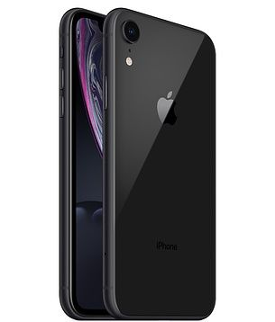 Apple iPhone XR 256gb Black - A2105