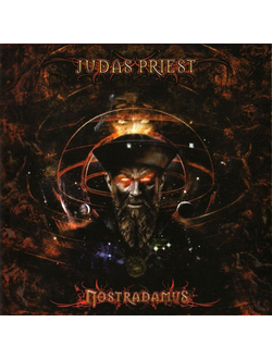 Judas Priest - Nostradamus 2-CD