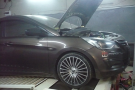 Hyundai Solaris 1.6 - 123Hp MT 2014 Compressor