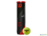 Теннисные мячи Wilson Tour Premier Clay Court x4