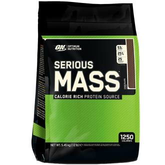 SERIOUS MASS Optimum Nutrition 5450 грамм