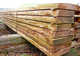 Siberian Larch unedged timber for export