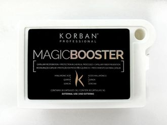 Капсулы MAGIC BOOSTER CAPSULAS Korban