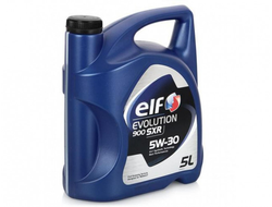 Масло ELF Evolution 900 SXR 5/30 SL/SF,A5/B5 5л, кат.№ 68500