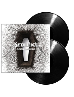 METALLICA Death magnetic 2-LP